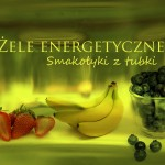 Żele energetyczne - smakołyki z tubki. Fot. istockphoto.com/ ilustracja Magda Ostrowska-Dołęgowska