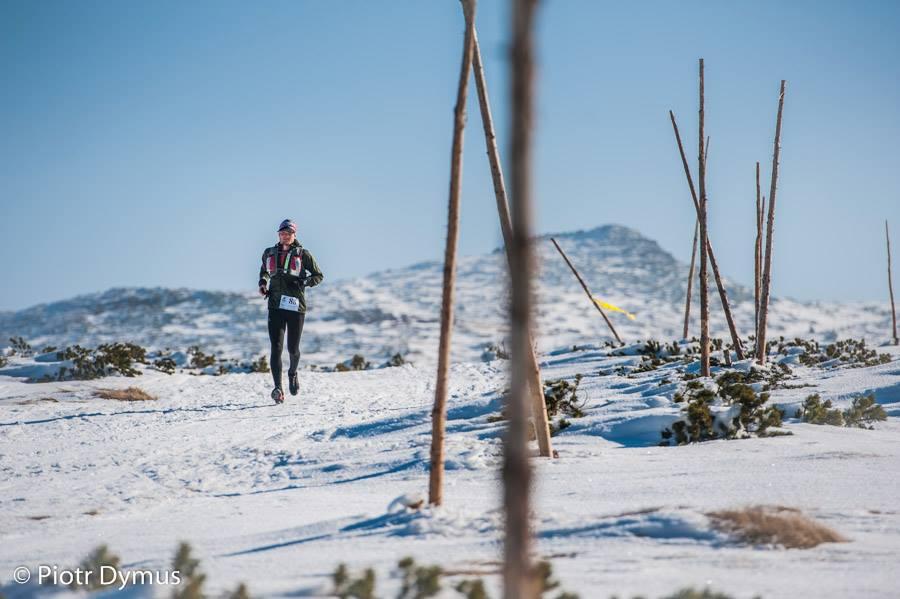 Zimowy Ultramaraton Karkonoski 2014 fot. Piotr Dymus 01