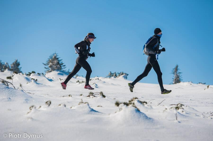 Zimowy Ultramaraton Karkonoski 2014 fot. Piotr Dymus 02