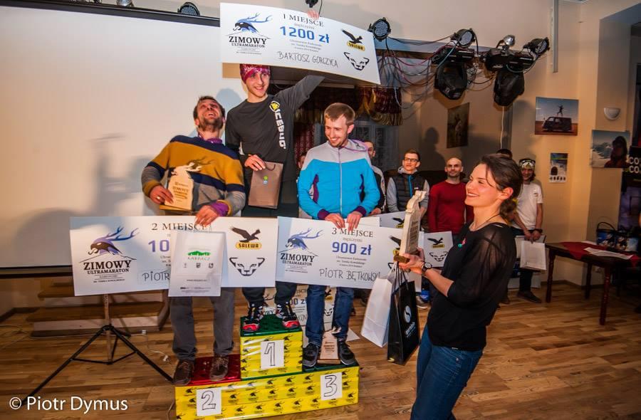 Zimowy Ultramaraton Karkonoski 2014 fot. Piotr Dymus 05