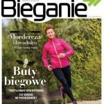 Okładka Bieganie maj 2014