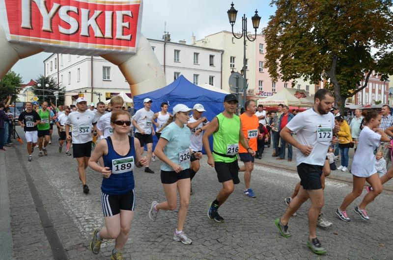 Półmaraton Chmielakowy fot. archiwum organizatora