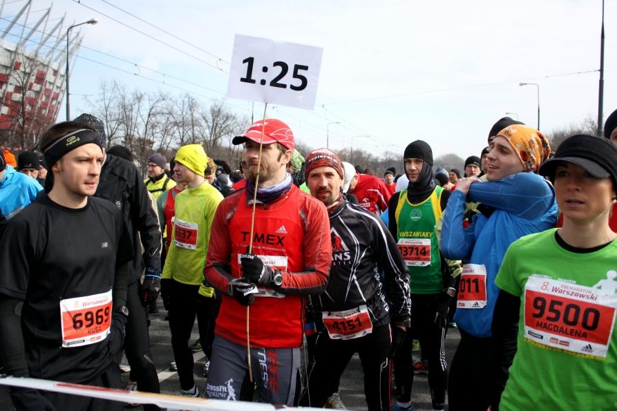 Peacemaker - Półmaraton Warszawski Fot. Marta Szewczuk