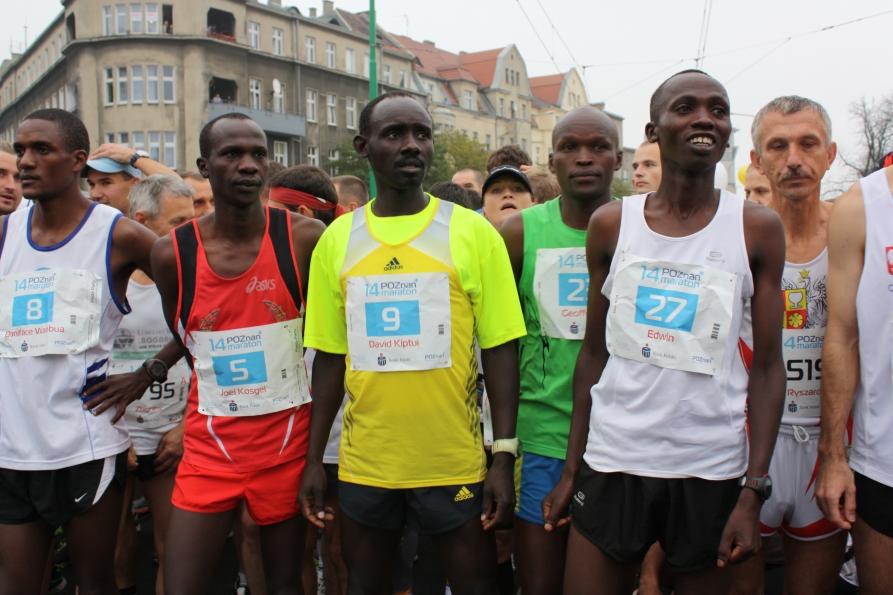 Poznań Maraton 2013 Fot. Marta Szewczuk