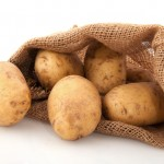 bag potatoes