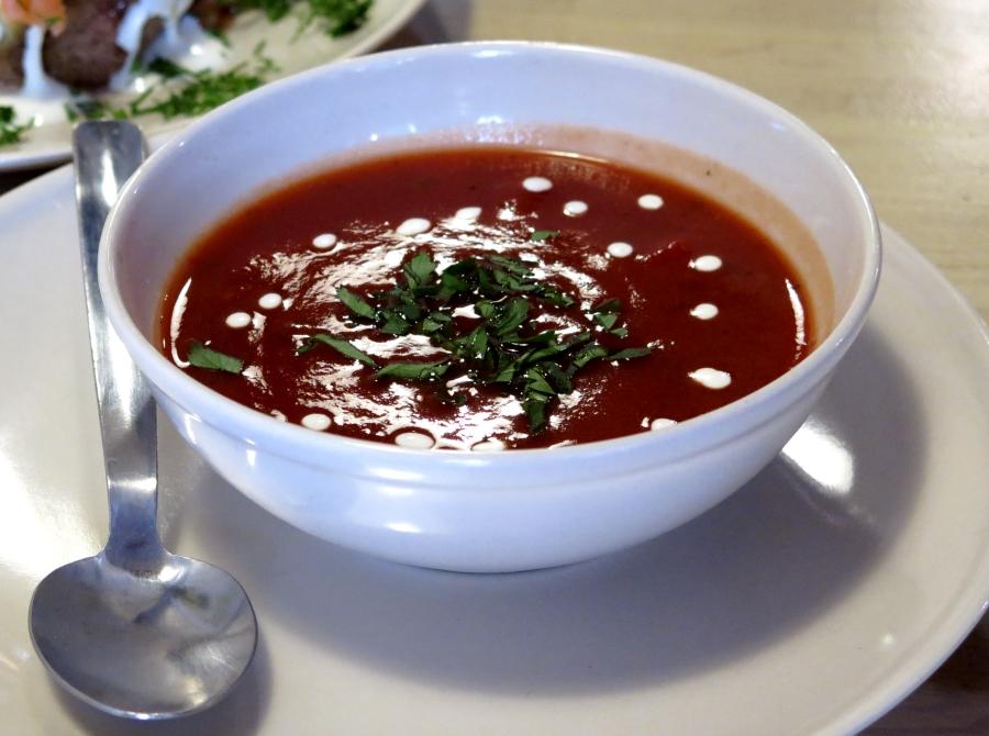 Zupa pomidorowa Fot. Krzysztof Dołęgowski