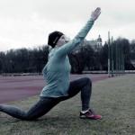 Agnieszka Kruszewska-Senk - ćwiczenia dla biegaczy Fot. Magda Ostrowska Dołęgowska 05