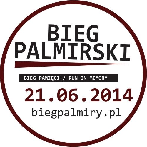 Bieg Palmiry - medal