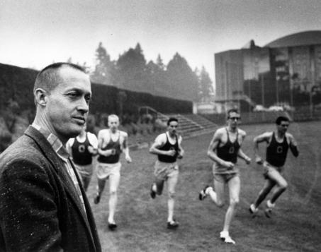 Bill Bowerman. Fot. Archiwum Nike
