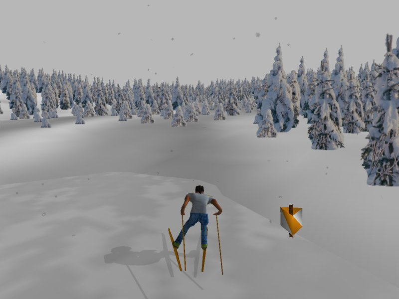 Catching features - istnieje również wersja narciarska. Fot. catchingfeatures.com