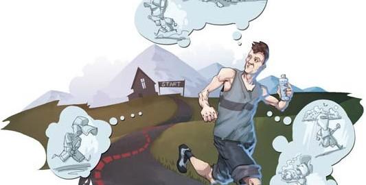 Na czym tracimy czas w maratonie Rys Bartek Rozycki