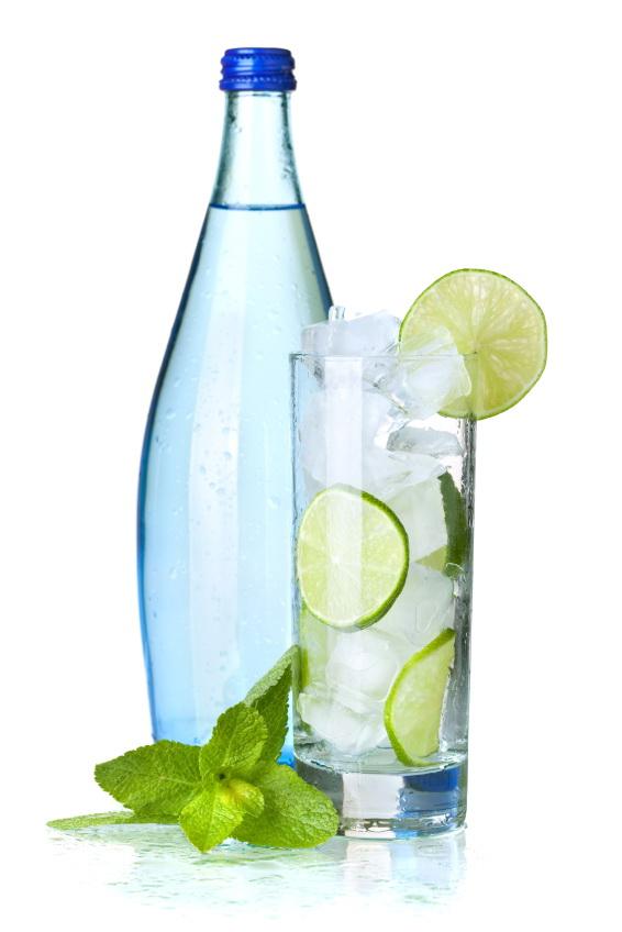Woda dla biegacza. Fot. istockphoto.com