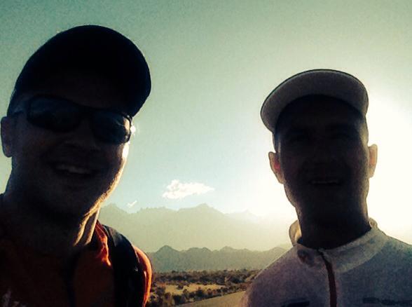 Filip i Darek Cerro Gordo. Fot. Filip Bojko