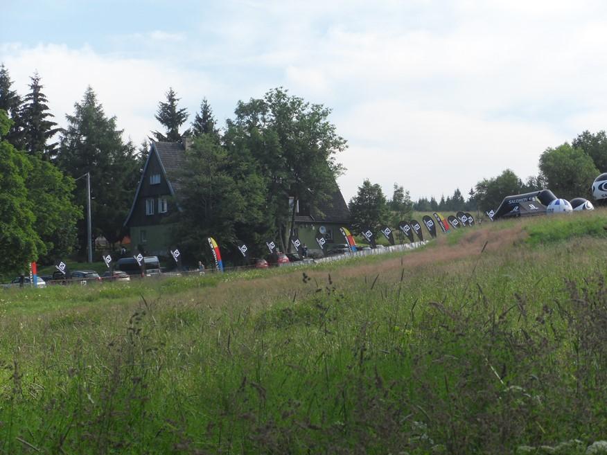 Maraton Gór Stołowych - przed startem