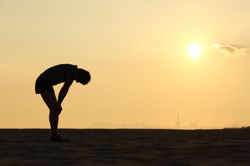 Stagnacja w treningu. Fot. istockphoto.com