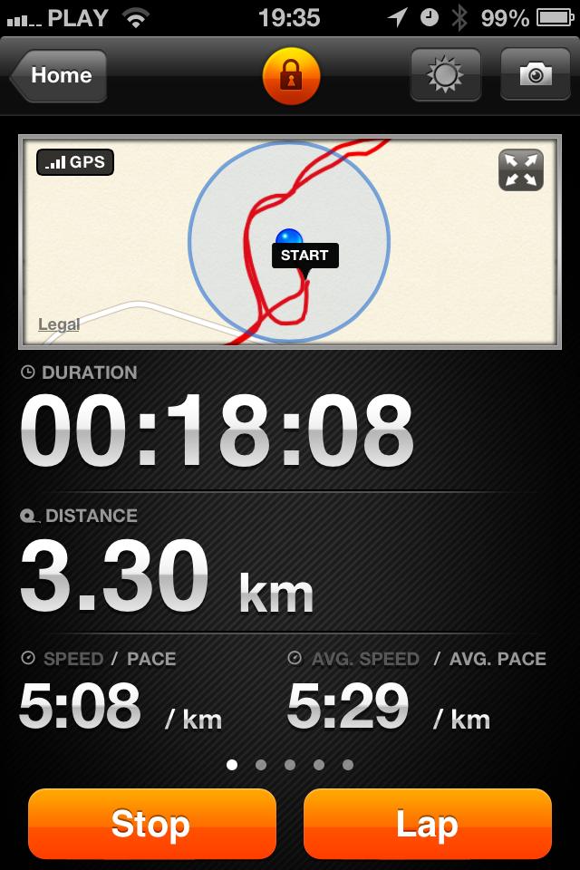 Sport Tracker aplikacja do biegania