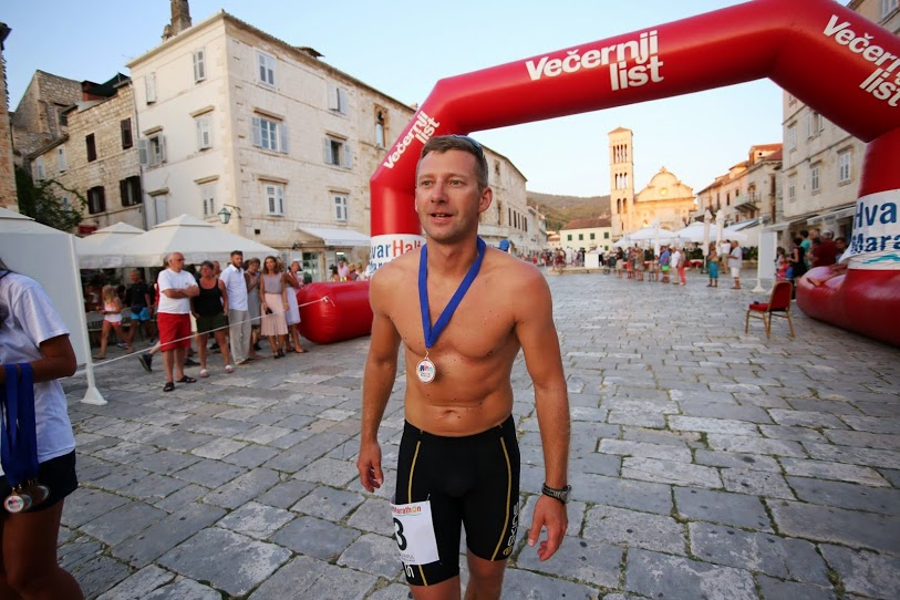 Hvar Half Marathon. Fot. Boris Rejnić
