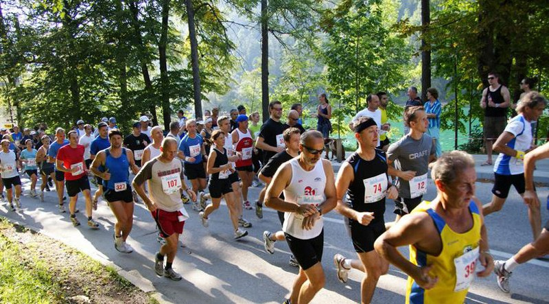 Mali Blejski Marathon. Fot. Archiwum Organizatora