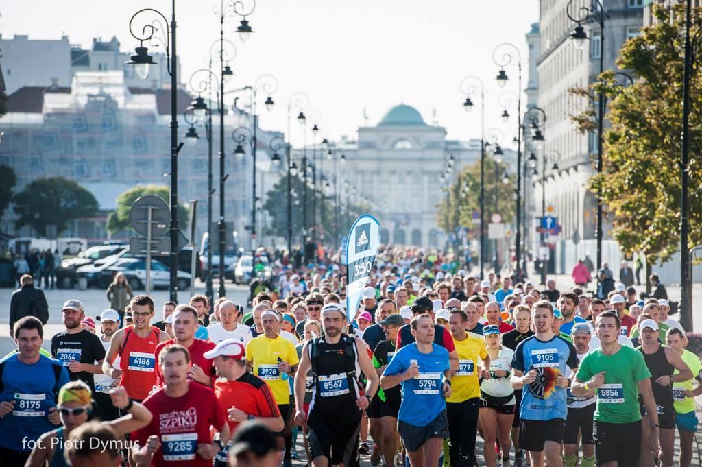 36. PZU Maraton Warszawski 2014 Fot. Piotr Dymus 03