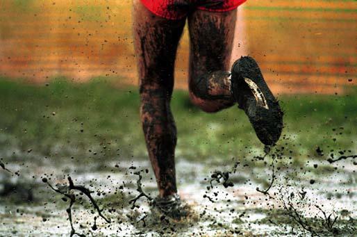 Biegi przełajowe. Fot. Getty Images