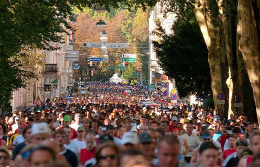 Maraton Graz. Fot. Kleine Zeitung