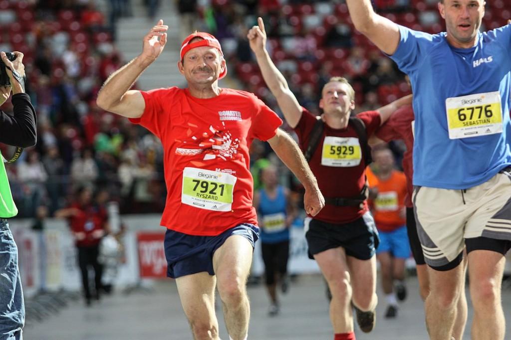 Maraton Warszawski 2012 Fot. Mariusz Ciszewski