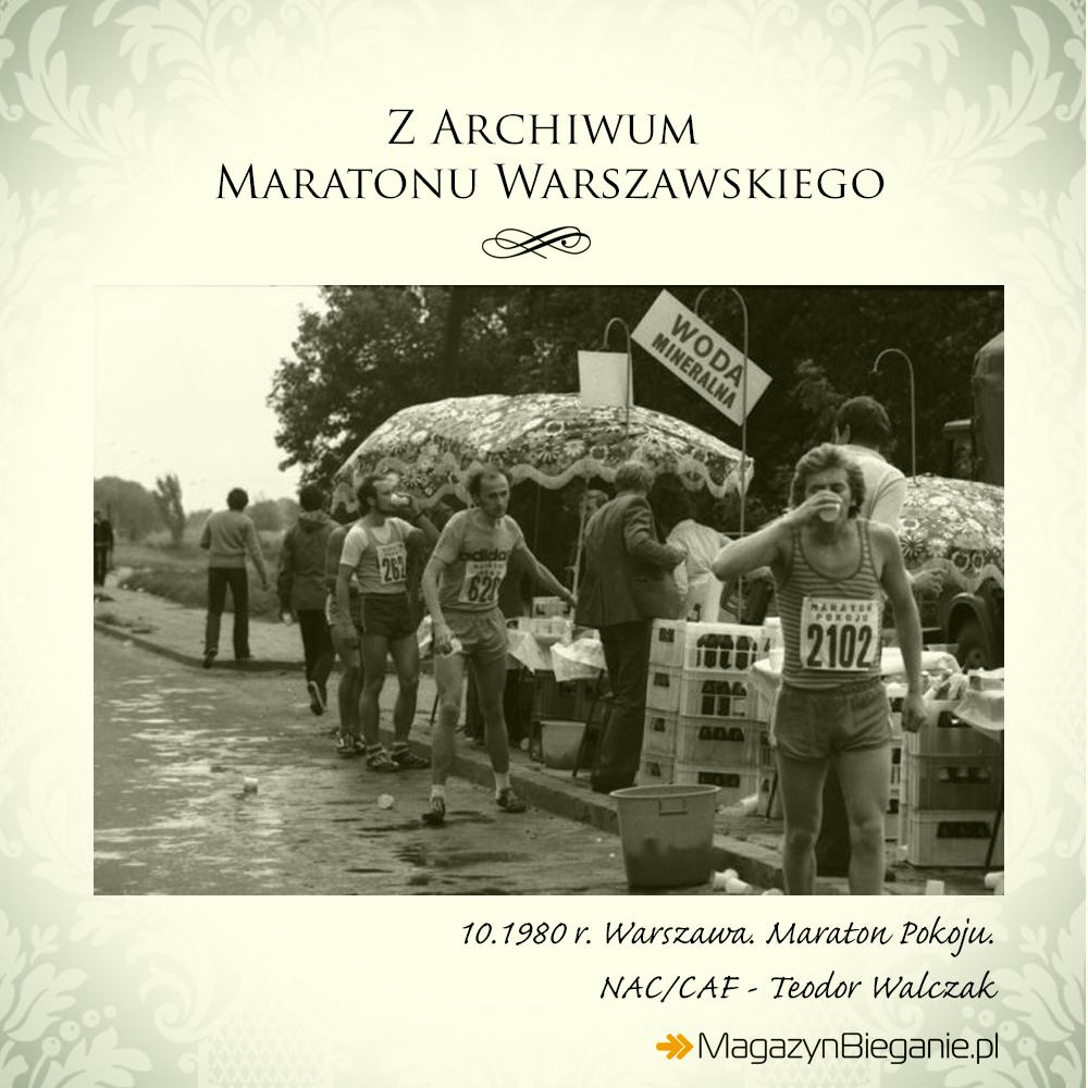 Z ARCHIWUM MARATONU WARSZAWSKIEGO