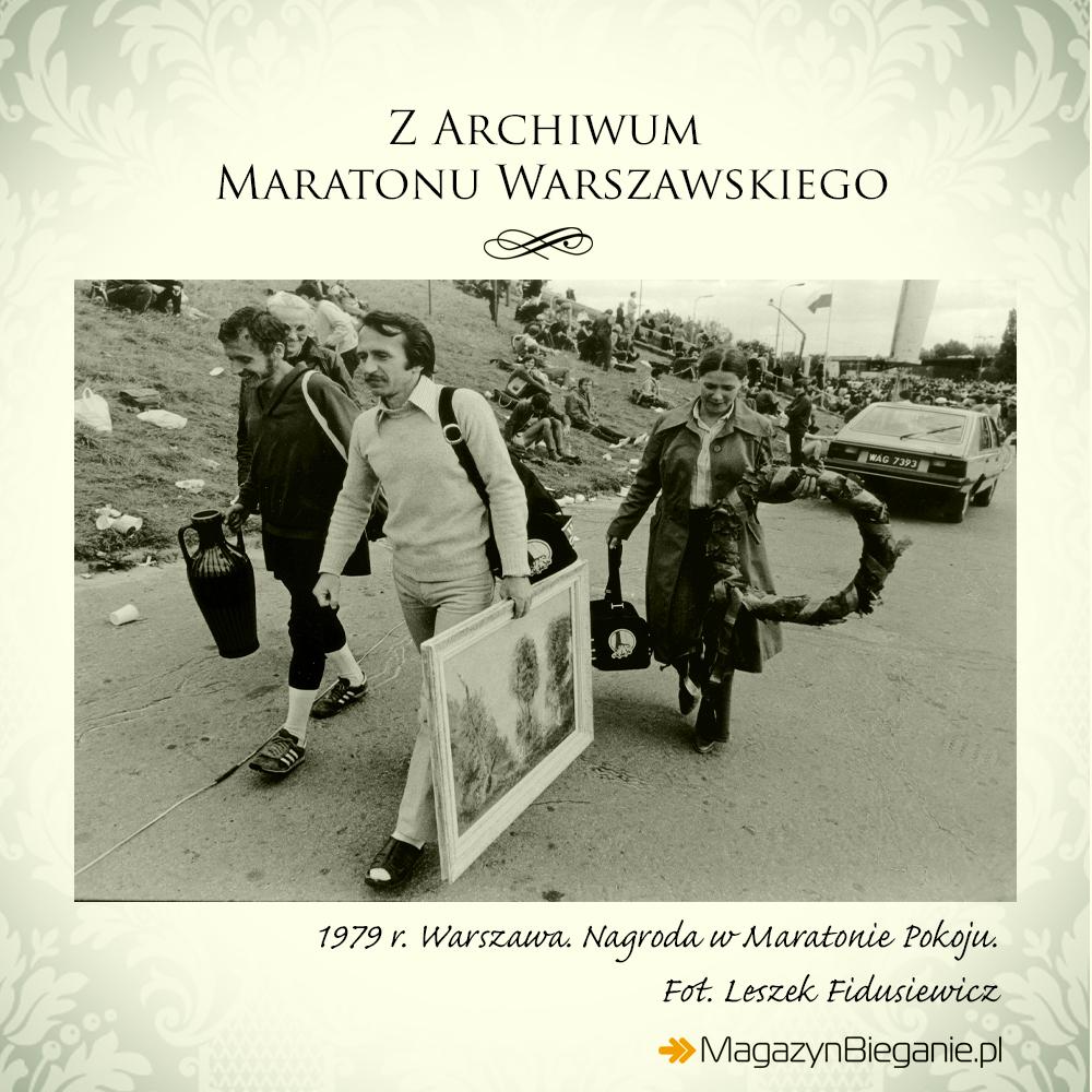 Z ARCHIWUM MARATONU WARSZAWSKIEGO_nagroda
