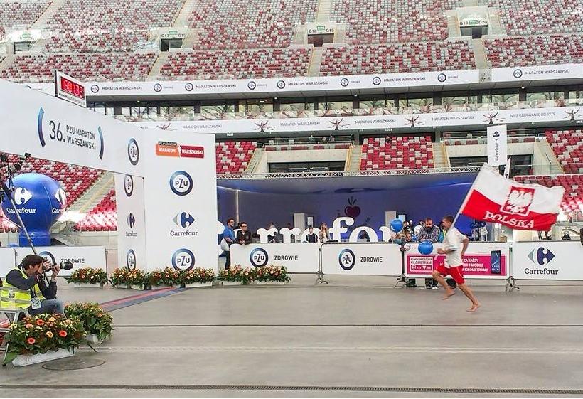 36. PZU Maraton Warszawski 2014 Fot. Marta Tittenbrun