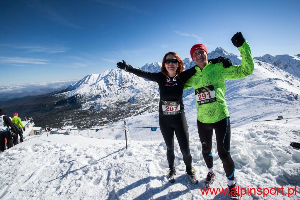 Alpin Sport Tatrzański Bieg pod Górę. Fot. Materiały organizatora