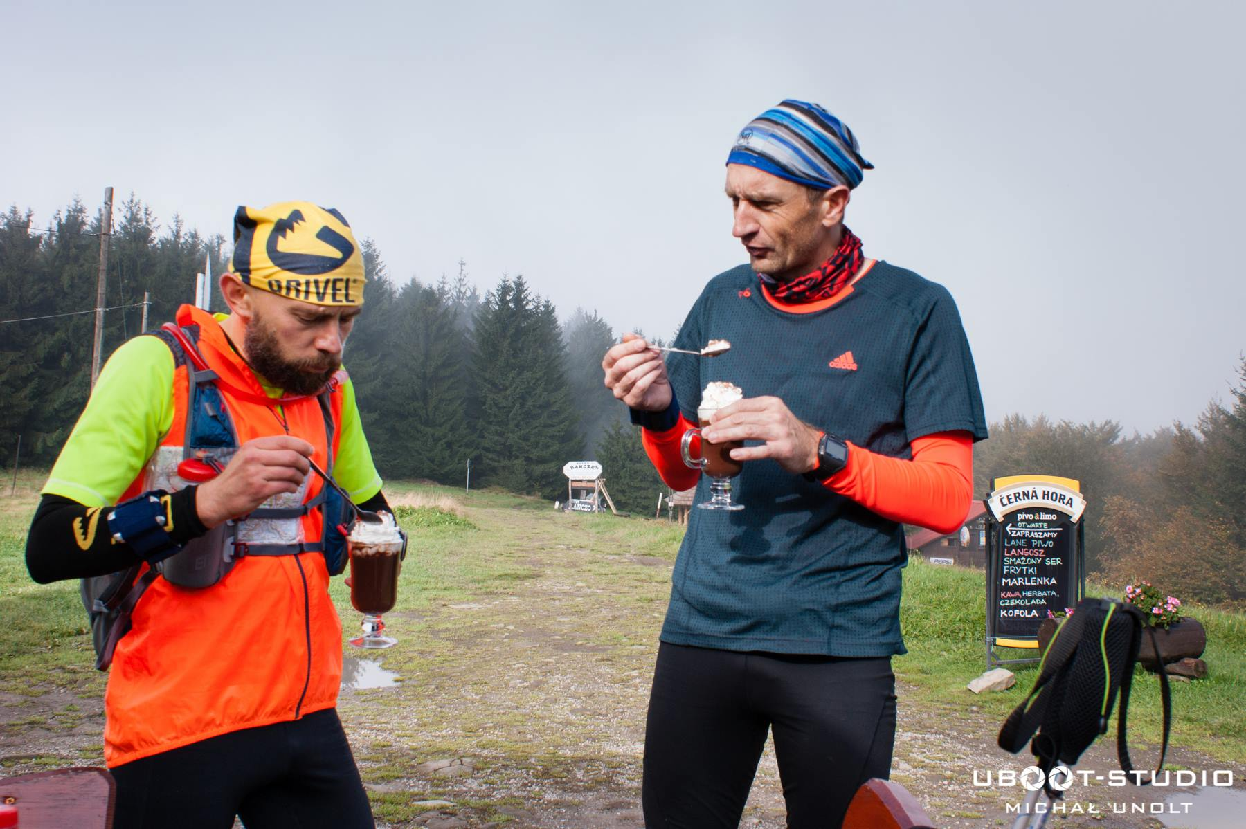 Beskidy Ultra Trail 2014 Balint Orsi Fot. Michał Unolt 01