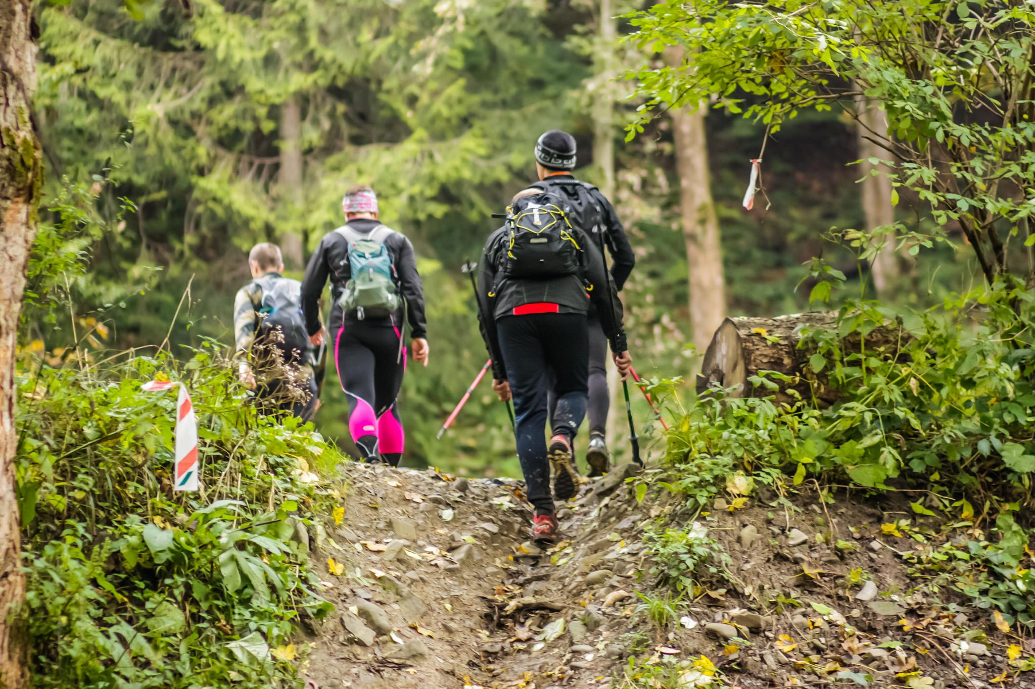 Beskidy Ultra Trail 2014 Fot. Jan Kraus 05