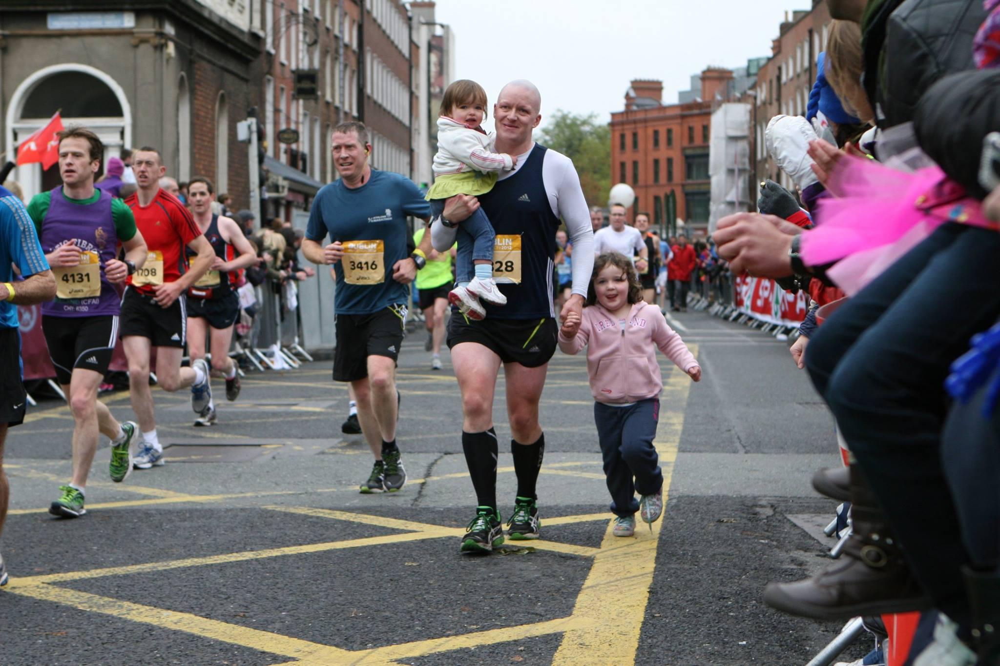 Dublin Marathon fot. archiwum organizatora