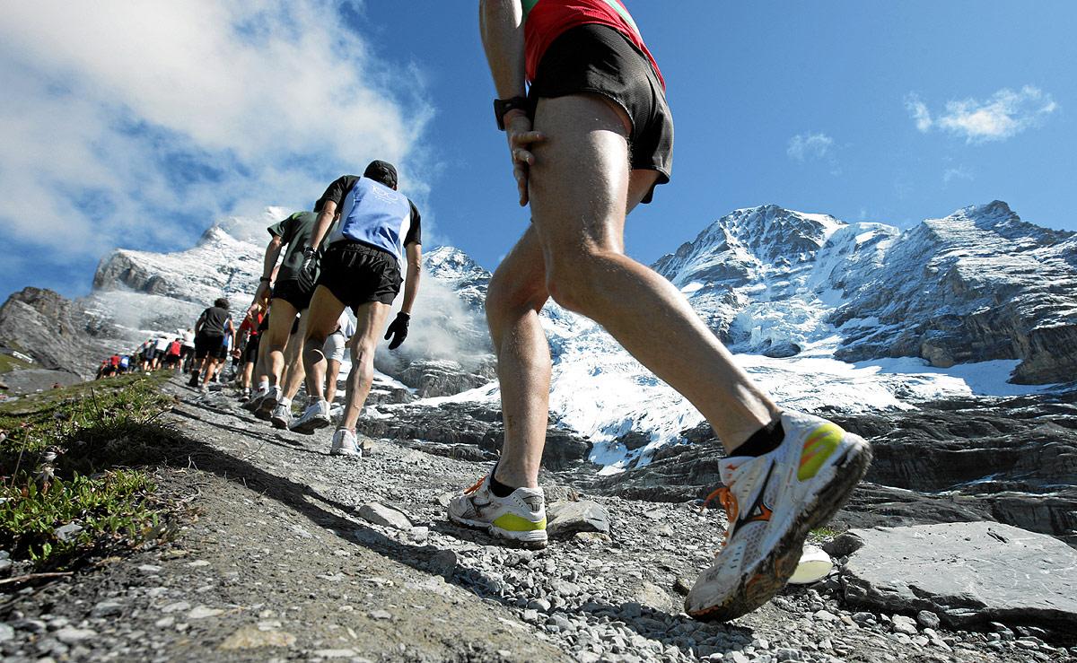Jungfrau Marathon. Fot. Jungfraumarathon.ch