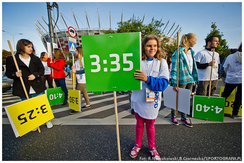 36. PZU Maraton Warszawski, 28.09.2014 Warszawa