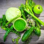 Zielone koktajle bla biegaczy. Fot. Istockphoto.com