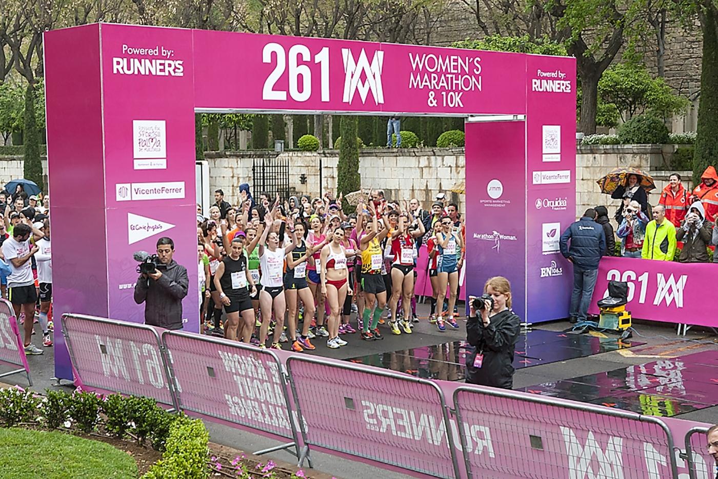261 Womans Marathon fot. archiwum organizatora