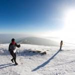 Zimowy Ultramaraton Karkonoski fot.Grzegorz Lisowski