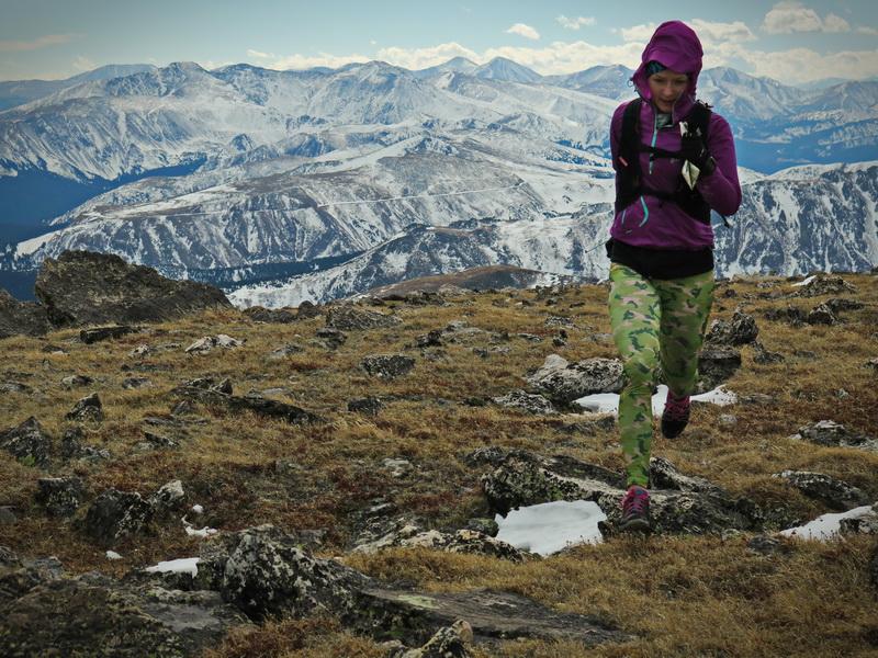 Wycieczka na Arapaho Glacier Trail. Fot. Krzysztof Dołęgowski