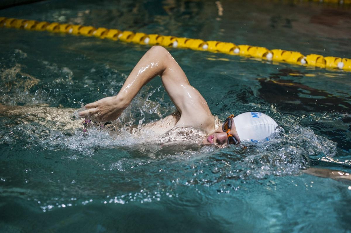 pływanie basen Fot. Piotr Dymus
