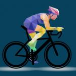 triathlonista na rowerze