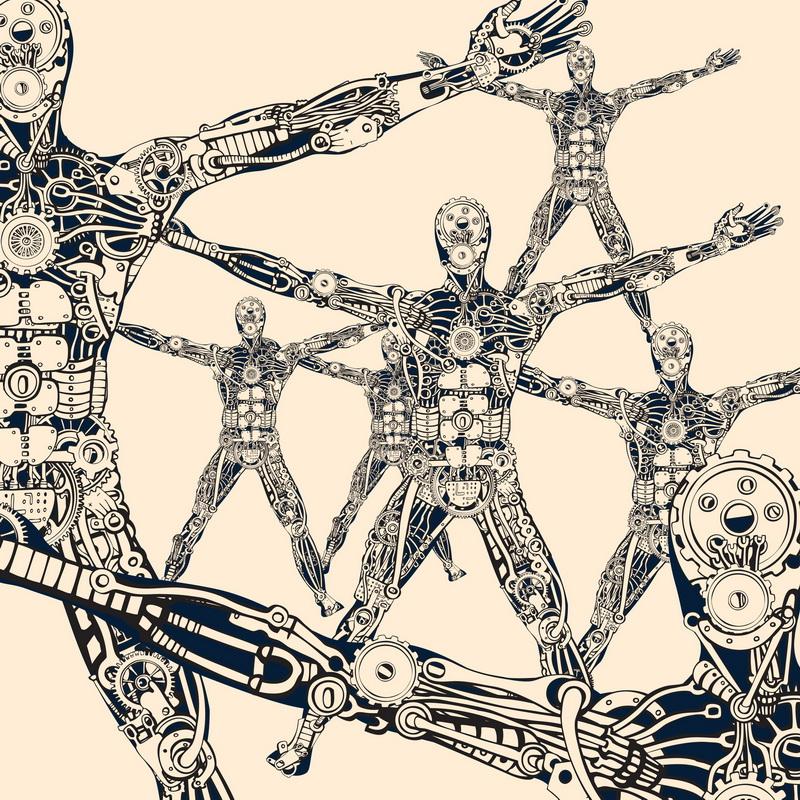 Ciało ludzie, organiczna machina. Fot. Istockphoto.com