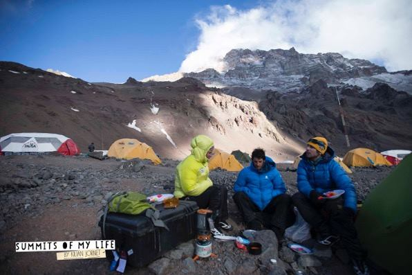 Summits of my life aconcagua