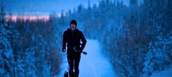 Yukon Arctic Ultra. Fot. Martin Hartley