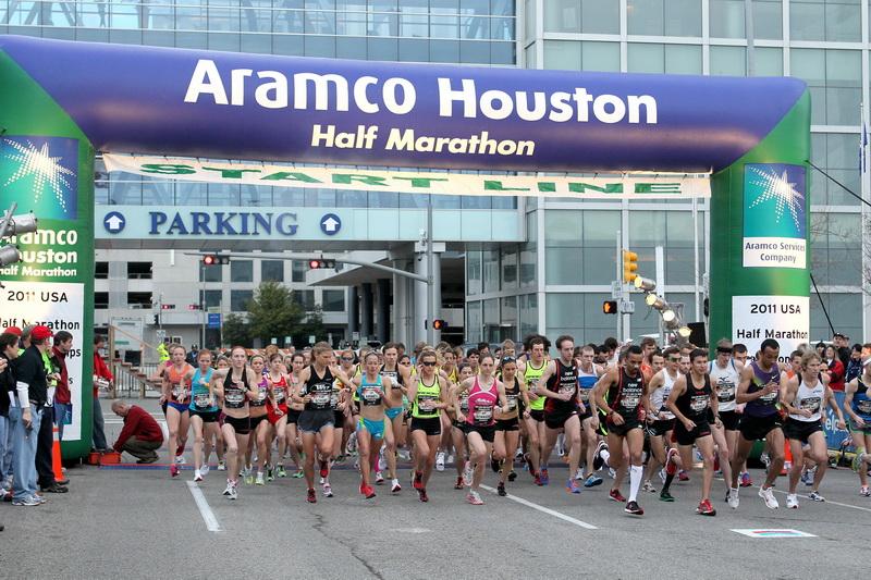 2011 Aramco USA Half Marathon Championships. Fot. http://www.hmcpresscenter.com/