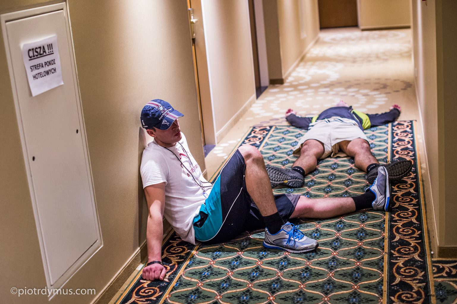 Marriott Everest Run 2015 Fot. Piotr Dymus 17