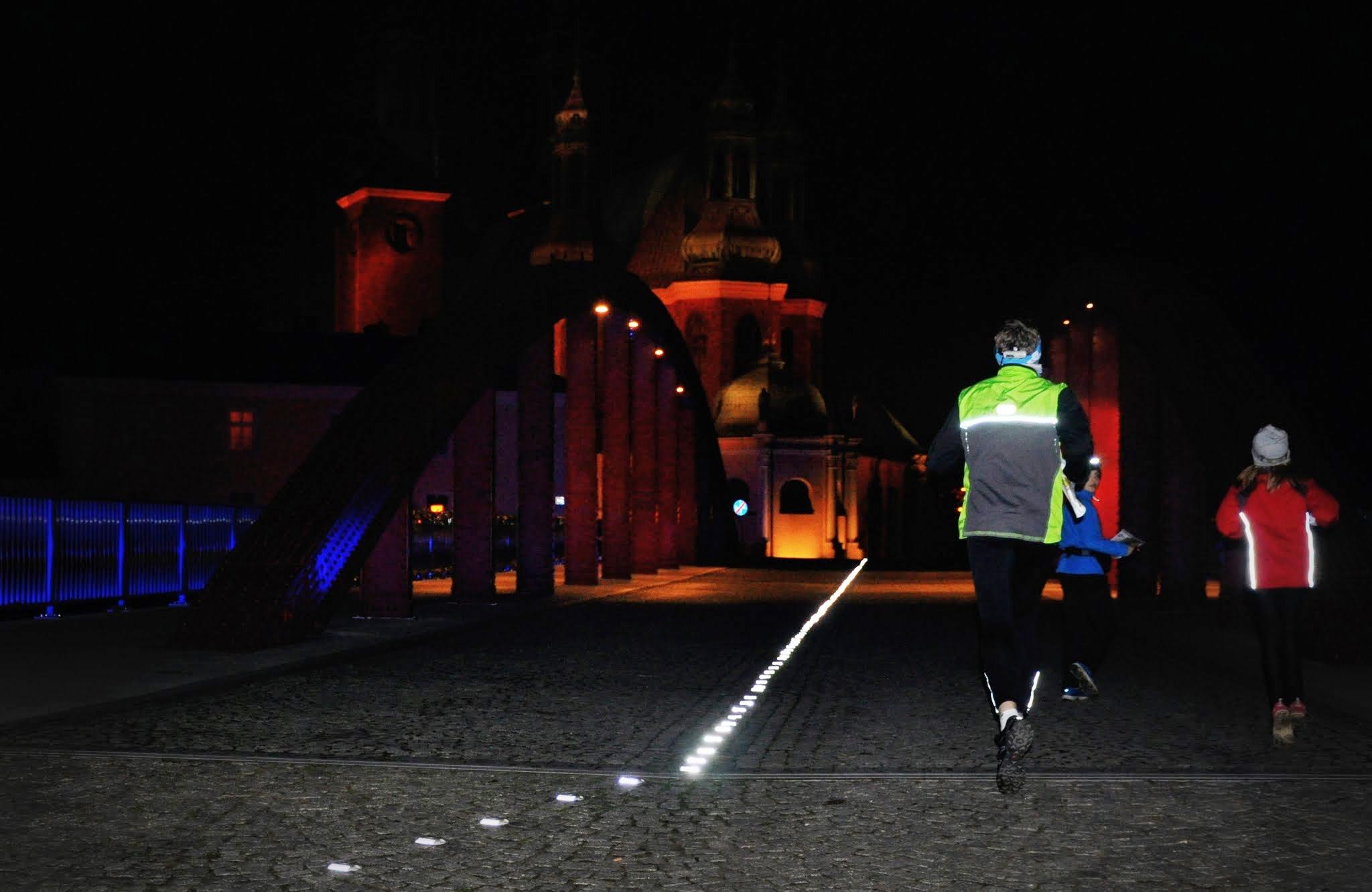 Poznaj Poznań Nocą fot. S. Kaczorowska