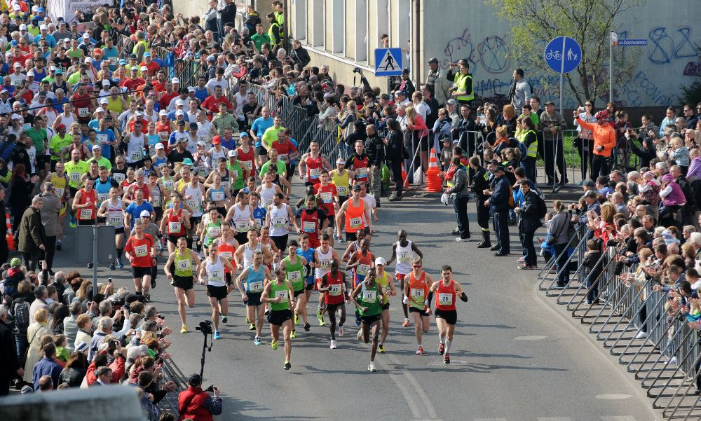Maraton Dębno 2014 Fot. archiwum organizatora