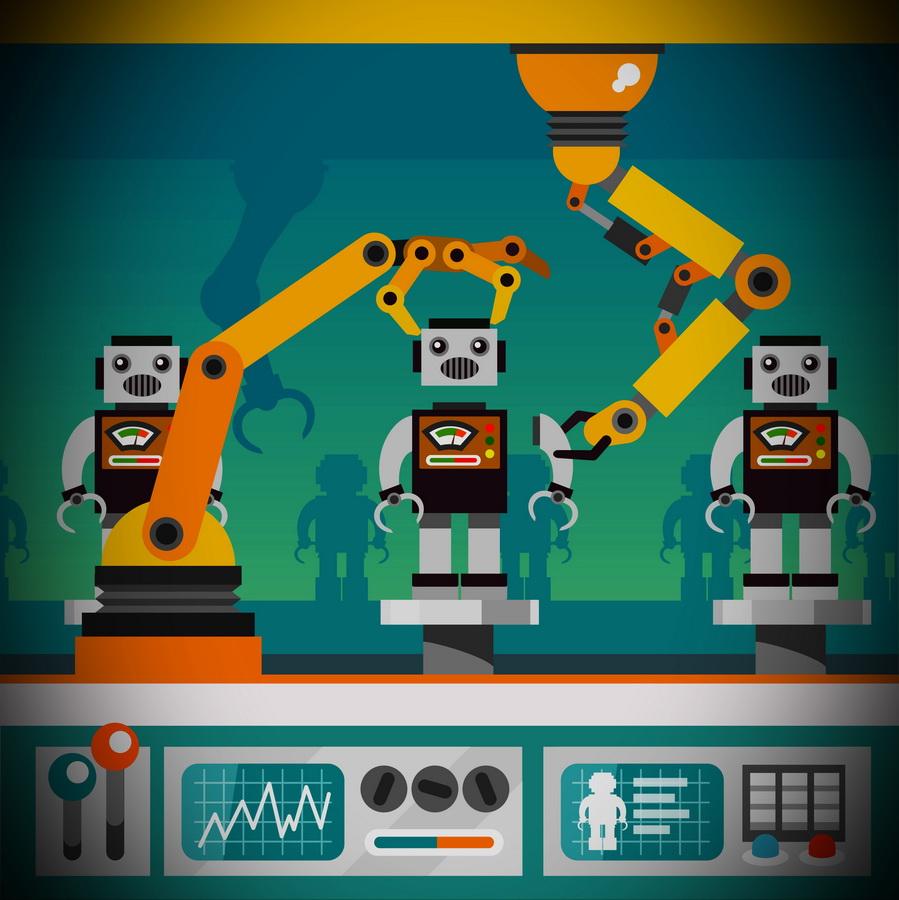 Roboty. Regeneracja biegacza. Fot. Istockphoto.com