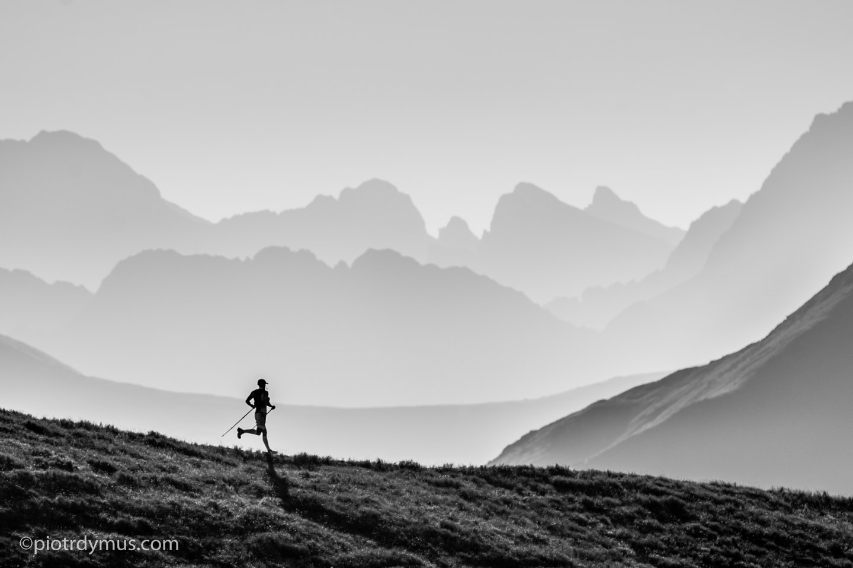 Bieg Ultra Granią Tatr 2013. Fot. Piotr Dymus